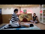 Из курса по тайскому массажу