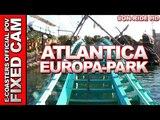 Atlantica SuperSplash - Europa Park - OnRide POV (Parc d'Attraction - Allemagne)