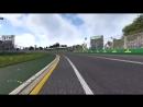 Круг по Альберт парку вместе с Force India