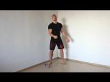 Как научиться драться с помощью стакана воды и теннисного мяча