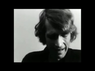 — «I'm too sad to tell you» by Bas Jan Ader, 1971