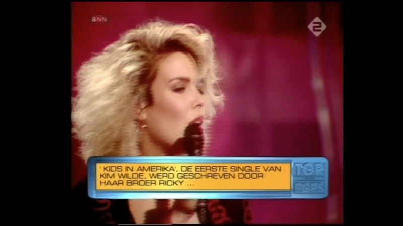 Kim Wilde - You Came (TopPop - The Netherlands - 1988)
