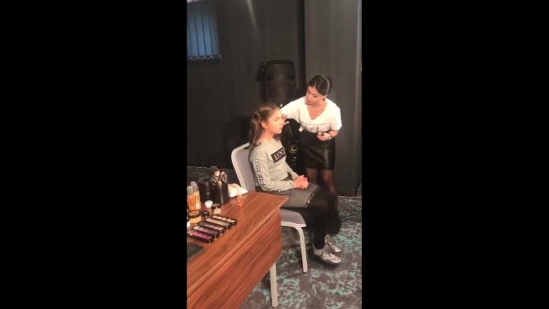 Мастер класс для участников Little Miss Mister Eurasia 2017 Как сделать Nude Make Up