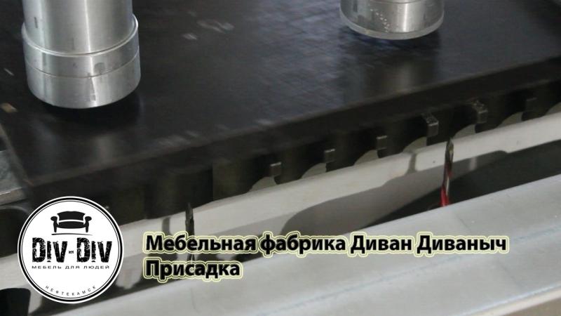 Презентация Мебельной Фабрики Диван Диваныч