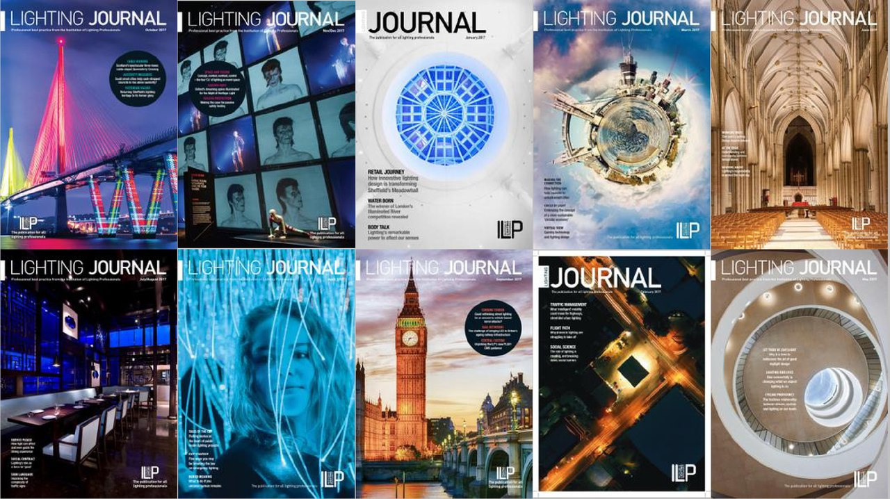 Lighting Journal - 2017 Full Year Issues Collection