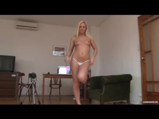 Barbie White Erotic, Lingerie, No Sex, Nylon, Panty, Pantyhose, Posing, Solo, Stockings, Striptease, Underwear эротика Стриптиз