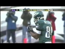 Eagles vs Vikings 2004 Playoffs