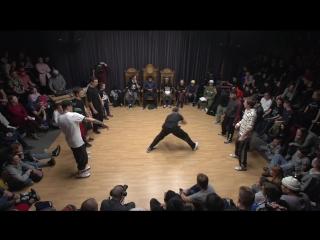 Avrora B-boys VS Sucka punch (V1 Battle)
