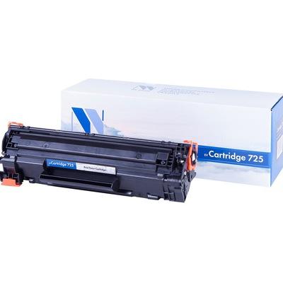 Заправка картриджа Canon 725 (L)