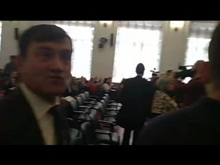 Владимир Жириновский. Встреча со студентами в Курске