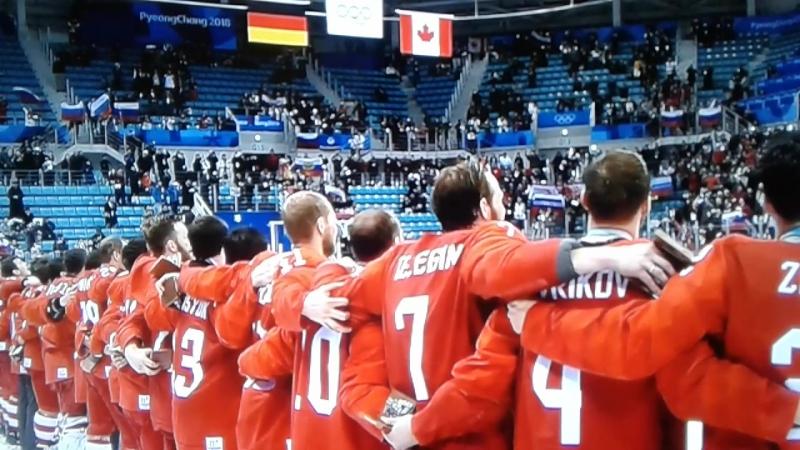 Вопреки всему. Наши перепевают ГИМН Олимпиады на ГИМН России