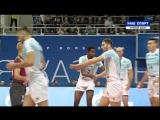 Волейбол. ЧР 2016-2017 Зенит-Казань (Казань) - Белогорье (Белгород)  27.09.2017
