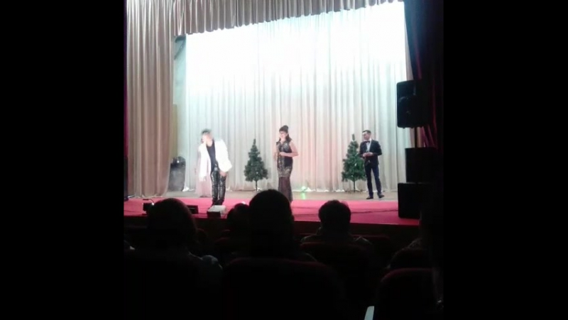 концерт Дины Рафаэля Латыповых