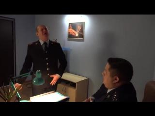 """Отрывок из сериала """"Полицейский с Рублевки"""" / Вся правда про айфоны, iphone"""