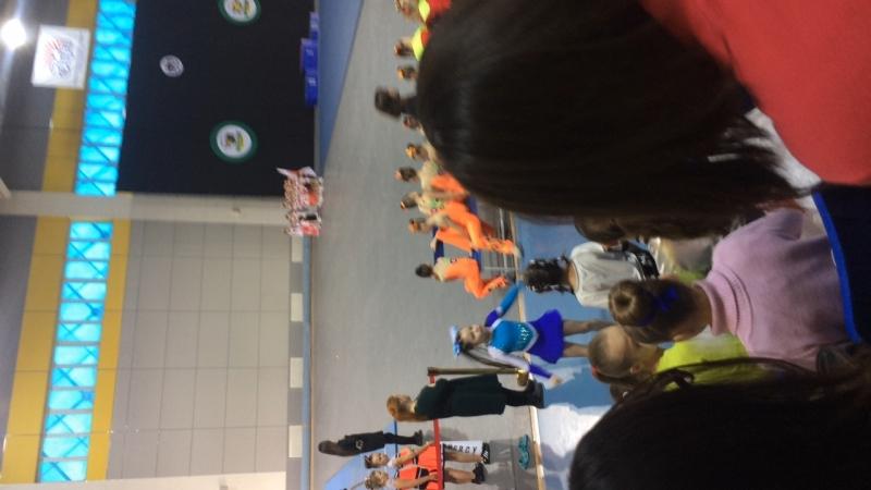 Соревнования по чир спорту. Новосибирск
