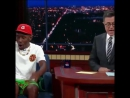 Tyler The Creator on The Late Show 😁