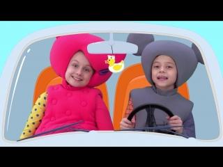🚗МАШИНКА - КУКУТИКИ 🚙песенка хит про разные машины для детей, малышей (1).mp4