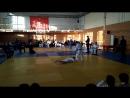 Соревнования брата по айкидо