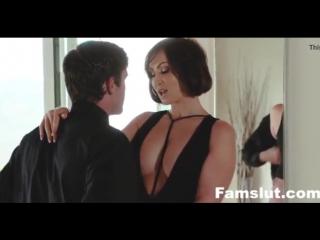Kinky Aunt Fucks Step-Nephew ( taboo stepdad stepmom stepson stepsister stepdaughter familystrokes family porn sex xxx)