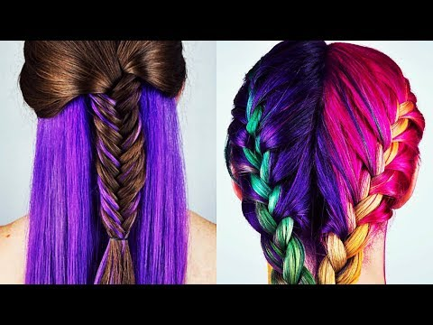 ❀ BEST Hairstyles Tutorials Compilation 2017 ✔
