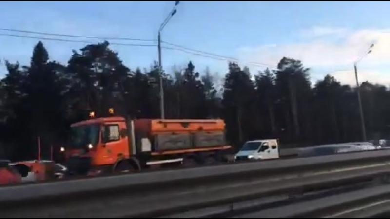 Авария на Новорижском шоссе