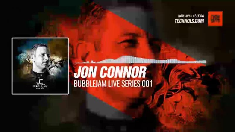 Techno music with @Jon_Connor_ - Bubblejam Live Series 001 Periscope