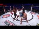 Bellator MMA- Flying Knee KO