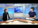 Интервью Марины Скульской для эстонской телепрограммы Доброе утро, Таллинн! на Первом Балтийском канале