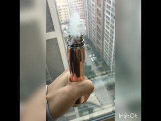 GLM V2 Microcoil Fire Test