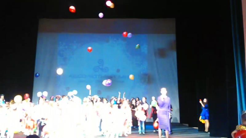 отчетный концерт Абсолютного мира 2018