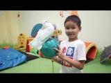 Алишеру 7 лет