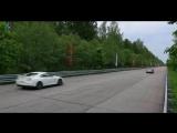 E63 AMG VS NISSAN GTR R35