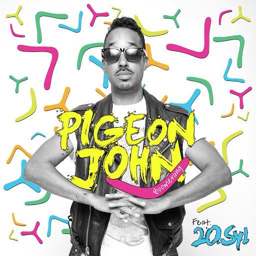 Pigeon John альбом Boomerang (Edit)