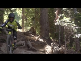 Remy Metailler rides the unspoken trails of the Whistler Bike Park