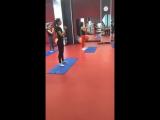 Stretching с Юлией. FLEX GYM.