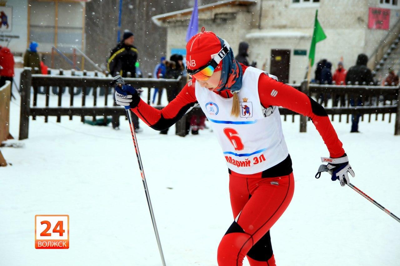 Сильнейшие лыжники республики – снова в Волжске