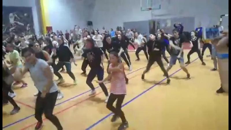 Wintergroovedancecamp 2018 Казань МК Алины Бариловой