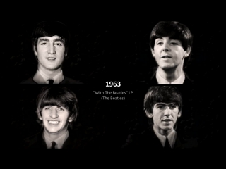 The Beatles Aging Together 1960-2017 (Live 3D Effect)