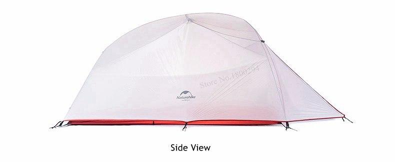 Лгкая трхместная палатка весом 18кг с довольно интересной геометрией