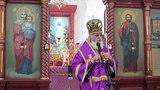 Епископ Адриан - проповедь в день памяти прп. Марии Египетской.