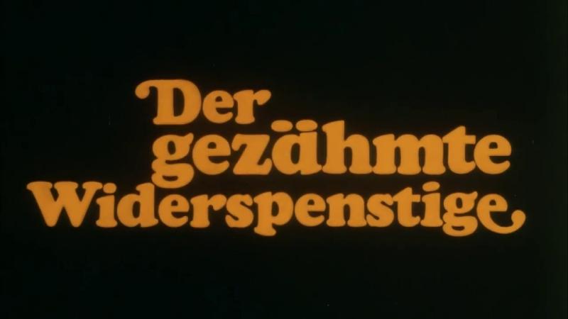 Комедия - Укрощение строптивого (1980)