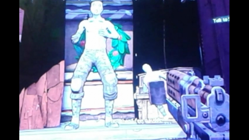 Borderlands 2 Game Mercenary Day Funny Song.3gp