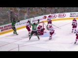 Даллас- Каролина / Обзор матча / Pitlicks pair of goals leads Stars past Canes, 4-3