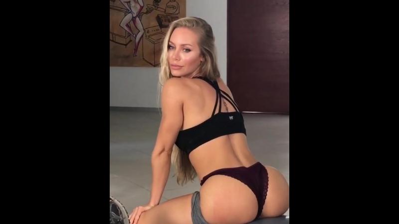 Фитоняшка Nicole Aniston (Секс Эротика Ню Не Порно)