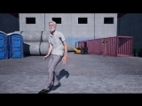 Дедушка танцует (ALIS Project)