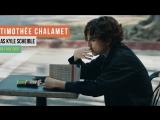 Timothée Chalamet as Kyle Scheible in Lady Bird (ALL SCENES)