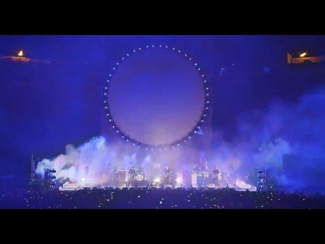 David Gilmour - Run Like Hell Pompeii 2016