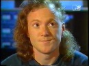 Кай Хансен и Ральф Шиперс (Gamma Ray) для телешоу Headbangers Ball - 1991