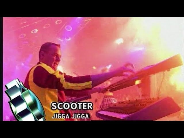 Scooter - Jigga Jigga (Live @ Viva Club Rotation 06.12.03)