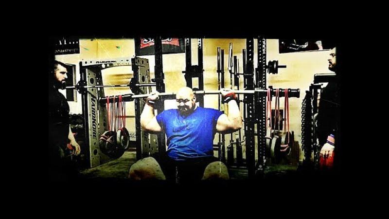 Brian Shaw - 20 Secret Exercises
